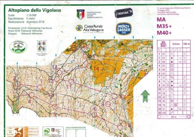 2019-05-19 - Altopiano Della Vigolana