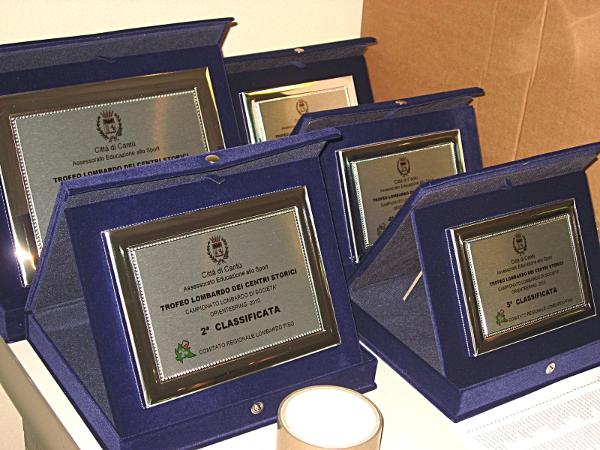 Campionato Lombardo di società 2010